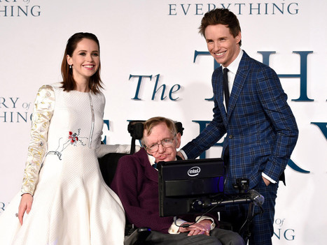 Stephen Hawking Turns 73 | Science and Technology Today | Scoop.it