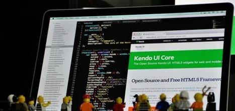 Telerik Open Sources Most Of Its Kendo UI HTML5 Framework | TechCrunch | Web mobile applications | Scoop.it