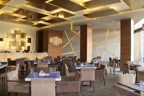 The restaurant lounge best interior design dubai fit out dubai interior designer