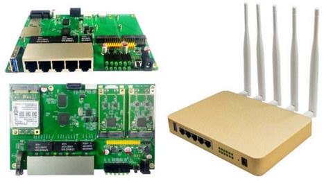 UniElec U7621-06 MediaTek MT7621 Router Support