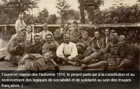 Boire et déboires pendant la Grande Guerre | Nos Racines | Scoop.it