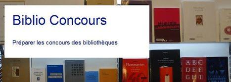 Guide des concours – Édition 2017 | Biblio Concours | La vie des BibliothèqueS | Scoop.it
