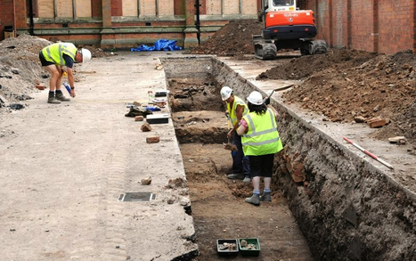 Search at historic church site of Richard III burial continues | HeritageDaily Archaeology News | Scoop.it