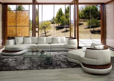 modern living room furniture - mevanti furnitur