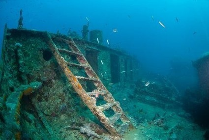 5 Awesome Shipwrecks Worth Traveling For | ScubaDiving | Scoop.it