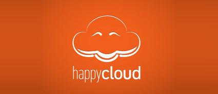 40 Inspiring Cloud Based Logos | LogoTalk | The Logo Design Guru ... | timms brand design | Scoop.it