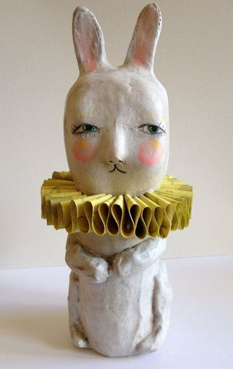 Paper mache art and craft for Paper mache art and craft