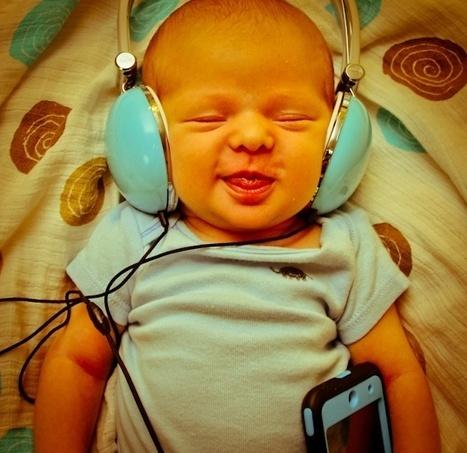 Faites écouter de la musique à Bébé ! | La Rubrique de l'Actu | Scoop.it