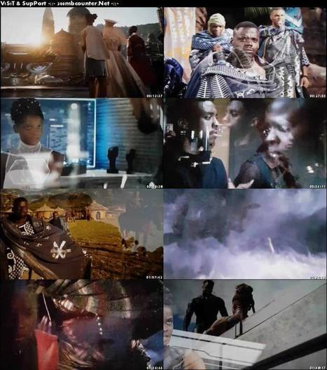 Black Panther (English) tamil full movie download