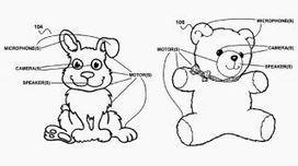 Google patent details Amazon Echo-style smart toys | Inside Google | Scoop.it
