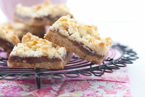 Raspberry Crumble Bars (Grain-Free, Paleo) | Nutrition & Recipes | Scoop.it