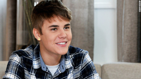 Bieber backs 'Bully' doc: I was bullied too - CNN (blog) | GAGA | Scoop.it