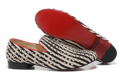 f726c095337 ... norway spikes christian zebra louboutin rollerboy flats sneakers white  black spiked loafers 0048 127.00 spiked louboutin