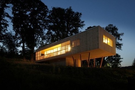 A Passive 'House under the Oaks' by Juri Troy Architects | sustainable architecture | Scoop.it