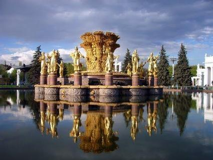 In Photos: 15 Magnificent City Water Fountains - MetroMarks | The BEST City Info for Travellers-MetroMarks.com | Scoop.it