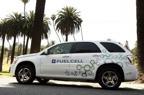 General Motors, Honda To Produce Hydrogen Fuel-Cell Cars By 2020 As Auto ... - International Business Times | CleanTech Opportunities and Trends | Scoop.it