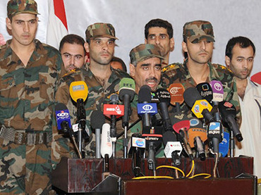 Syrian rebel chief says abandons uprising | MN News Hound | Scoop.it