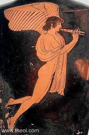 EROS en la literatura e iconografía griegas | Net-plus-ultra | Scoop.it