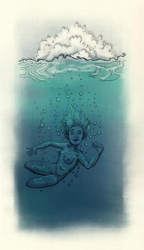 Eme, un mundo muy azul - Buque ARTdora | Buque ARTdora | Scoop.it