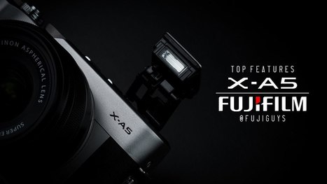 Image result for Fujifilm X-A5 Mirrorless Camera With 24.2-Megapixel Sensor, X-Series Power Zoom Lens Launched