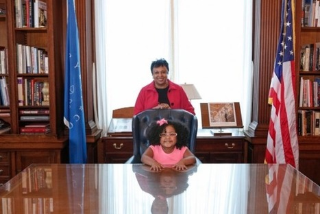 """This 4-Year-Old Who Read 1,000 Books Was The Library Of Congress's Librarian For A Day"" 
