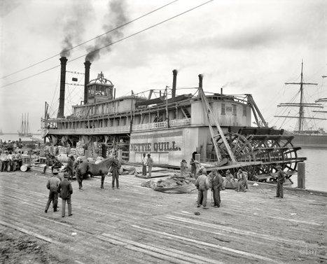 Nettie Quill: 1906 | Shorpy Historic Photo Archive | GenealoNet | Scoop.it