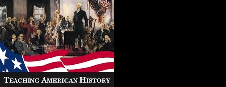 Webinars | Teaching American History | Wonderful World of History | Scoop.it