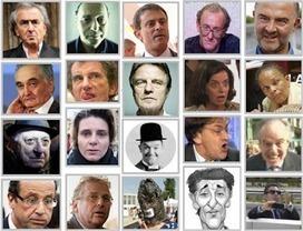 Le TOP 20 des personnalités NON préférées des Français | Toute l'actus | Scoop.it