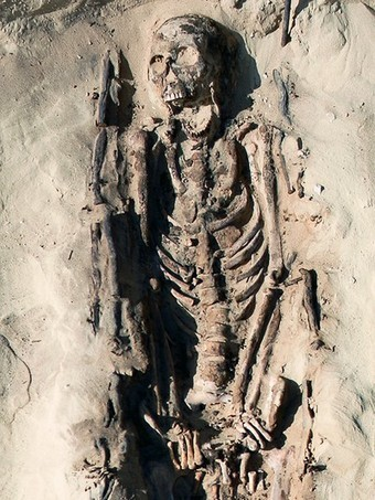 Ancient Egyptian Cemetery Holds Proof of Hard Labor | Ancient Egypt and Nubia | Scoop.it
