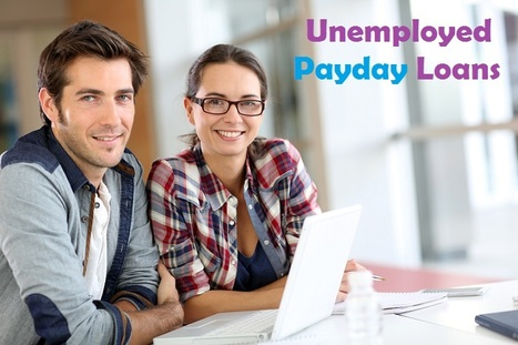 Unemployed Payday Loans \u2013 Affordable Financial Schemes For Jobless People | Door To Door Loans For