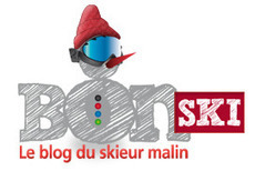 Cliff Jump à ski filmée avec une caméra embarquée - Bon Ski | Extreme Ride | Scoop.it
