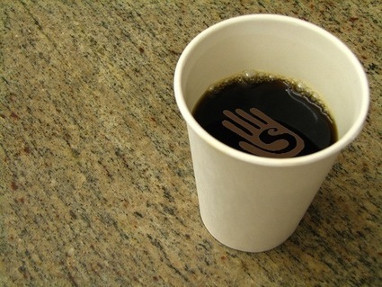Look what appeared in a cup of coffee in Seattle!... | Adventures in Life | Scoop.it