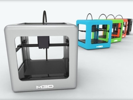 The Micro 3D printer tops $1M on Kickstarter in one day - CNET | Thoughtful Tech | Scoop.it