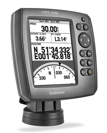 Garmin® lança GPS 158i para os amantes da navegação recreativa - Náutica Press   GIS Móvel   Scoop.it