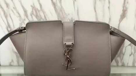 YSL Calfskin Leather Shoulder Bag Only In  185 ... 9d3d3ca7d100f