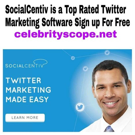 SocialCentiv is the Top Twitter Marketing Software, Get it Now! | Pinterest Has a cool New Virtual Reading Room! | Scoop.it