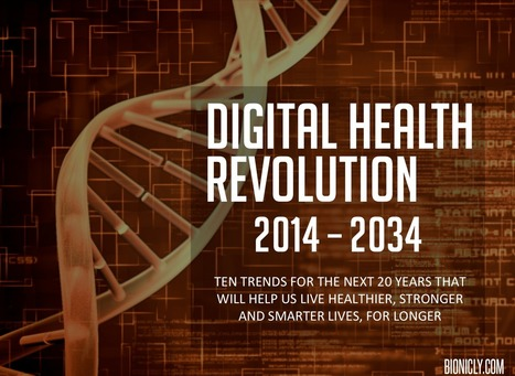 10 Digital Health Trends Over The Next 20 Years | Innovation in Health | Scoop.it