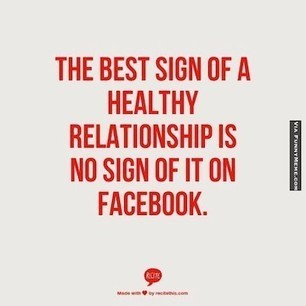 Caution-People are not as happy as they appear to be on social media!   Art, Design, Social Media, Sex & Hangovers   Scoop.it
