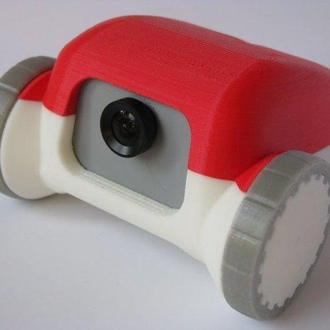 ESP32 WiFi Robot | Hackaday io | Open Source Ha