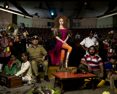 Porfolio | Bharat Sikka,  'A Matter of Fashion' | Indian Photographies | Scoop.it