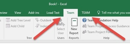 Use different Excel TFS / VSTS Addin at the same time – Alkampfer's Place | Visual Studio ALM | Scoop.it