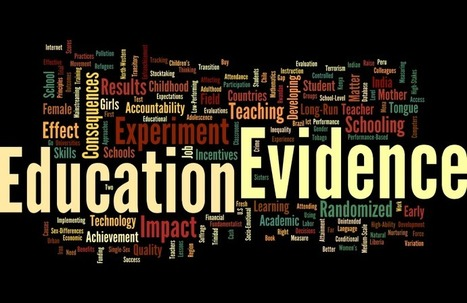 What's new in education research? Impact evaluations and measurement – October round-up | Educación y TIC | Scoop.it