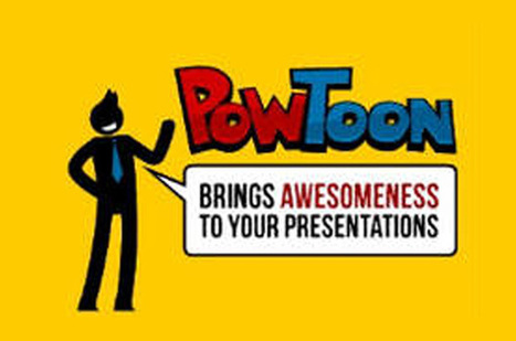 PowToon: créer facilement des capsules vidéo pédagogiques | Autour de l'info doc | Scoop.it