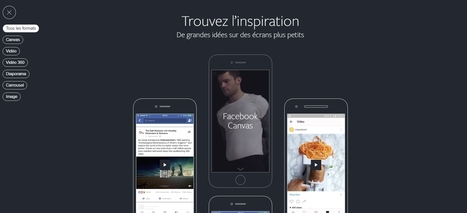 Facebook lance le Creative Hub, son éditeur de maquettes publicitaires - Blog du Modérateur | Digital Social Club | Scoop.it