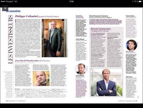 Hi inov dans les 100 qui font la FrenchTech par Challenges | News Hi inov | Scoop.it