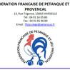 Championnats de France de pétanque FFPJP