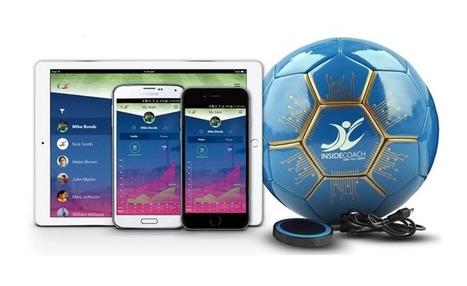 Inside Coach : le ballon de football connecté | Sport et innovation | Scoop.it