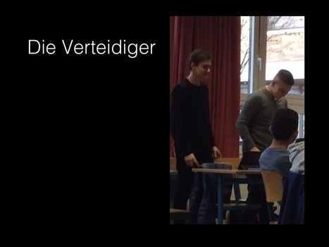 Deutsch-Unterricht mit einer iPad-Klasse | Tablet-PC im Unterricht | Scoop.it