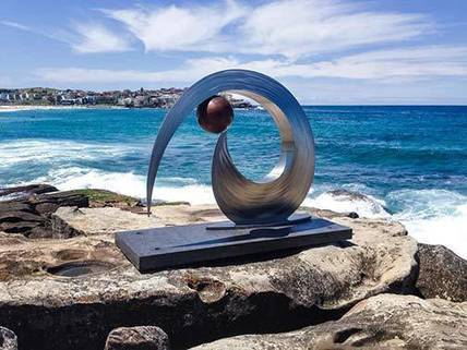 Sculpture by the Sea - 20th anniversary | ceramics and art | Scoop.it