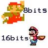 Revolução Gamer: Do 8 bits para o 16 bits. O abismo existente entre os games 8 e 16 bits.